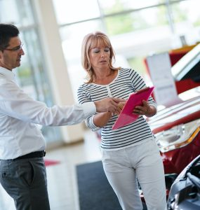 What Does Your Credit Score Have to Be to Get Car Finance?