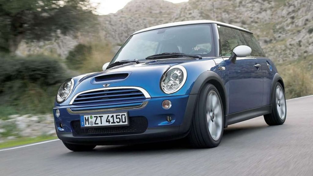 mini Cooper Hot Hatches Under £1,500