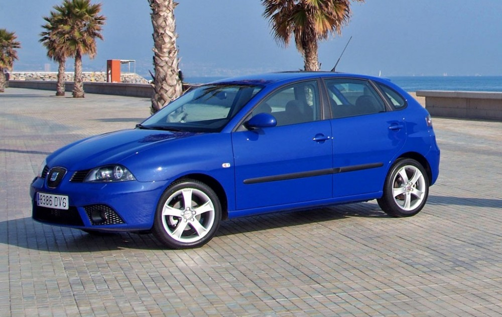 Seat Ibiza Hot Hatches Under £1,500