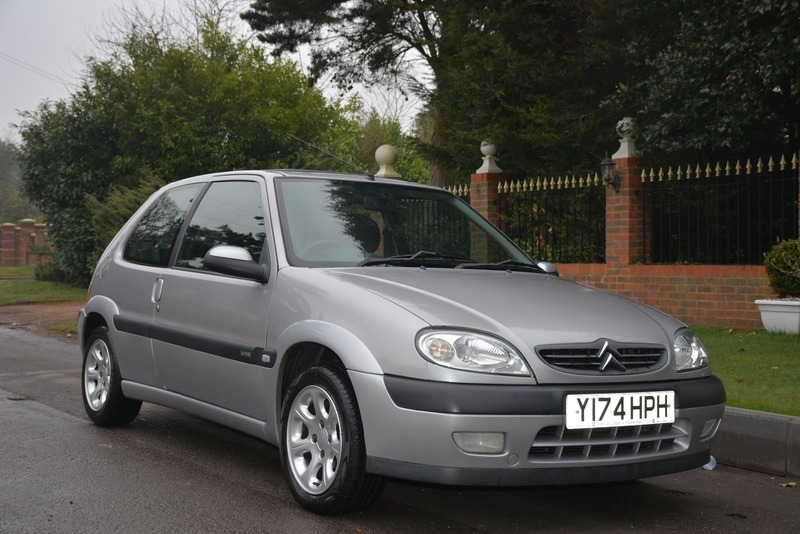 Ciroen Hot Hatches Under £1,500